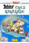 couverture Astérix, Tome 28 : Astérix chez Rahàzade