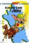 couverture Astérix, Tome 5 : Le tour de Gaule