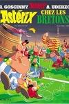 couverture Astérix, Tome 8 : Astérix chez les Bretons