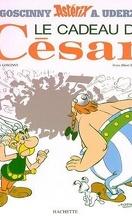 Astérix, Tome 21 : Le cadeau de César