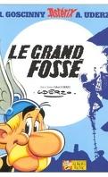 Astérix, Tome 25 : Le Grand Fossé