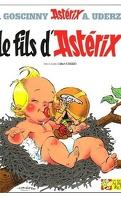 Astérix, Tome 27 : Le fils d'Astérix