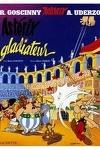 couverture Astérix, Tome 4 : Astérix Gladiateur