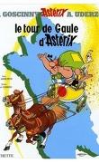 Astérix, Tome 5 : Le tour de Gaule