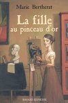 couverture La fille au pinceau d'or