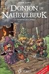 couverture Le Donjon de Naheulbeuk, Tome 1 : La Couette de l'oubli