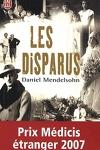 couverture Les Disparus