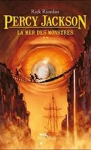 Percy Jackson, Tome 2 : La Mer des monstres