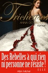 couverture Rebelles, Tome 3 : Tricheuses