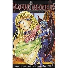 Couverture du livre : Vampire chronicles - La légende du roi déchu, Tome 5