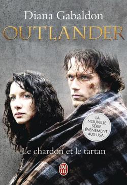 Couverture de Outlander, Tome 1 : Le Chardon et le Tartan