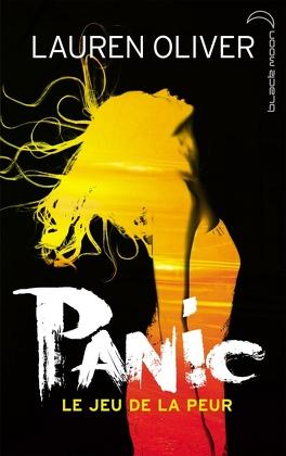 Couverture du livre : Panic, le jeu de la peur