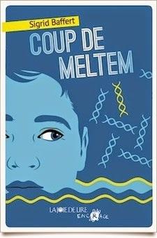 Couverture du livre : Coup de Meltem