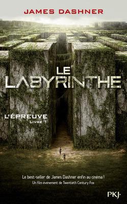 Couverture de L'Épreuve, Tome 1 : Le Labyrinthe