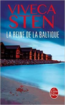 Couverture du livre : La Reine de la Baltique