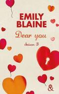 Dear You - Saison 3