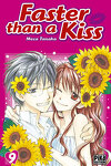 couverture Faster than a kiss, Tome 9