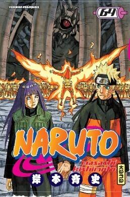 Couverture du livre : Naruto, Tome 64 : Jûbi