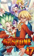 Dr. Stone, Tome 17
