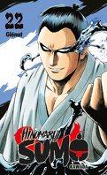 Hinomaru Sumo, Tome 22