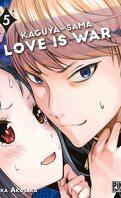 Kaguya-Sama : Love is War, Tome 5
