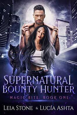 Couverture du livre : Supernatural Bounty Hunter, Tome 1: Magic Bite