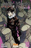 Jujutsu Kaisen, Tome 10