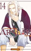 The Heroic Legend of Arslân, Tome 14