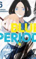 Blue Period, Tome 6