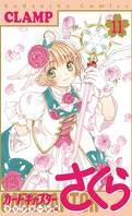 Card Captor Sakura - Clear Card Arc, Tome 11
