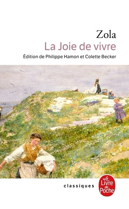 Couverture du livre : La Joie de vivre