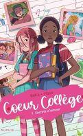 Cœur collège - tome 1 : Secrets d'amour