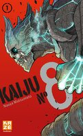 Kaiju N°8, Tome 1