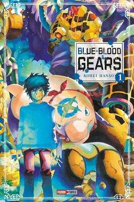 Couverture du livre : Blue Blood Gears, Tome 1