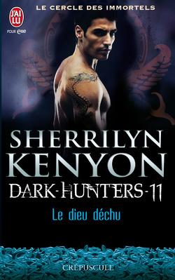 Couverture de Le Cercle des immortels : Dark Hunters, Tome 11 : Le Dieu déchu