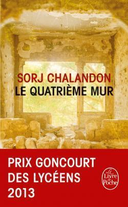 Couverture du livre : Le Quatrième Mur