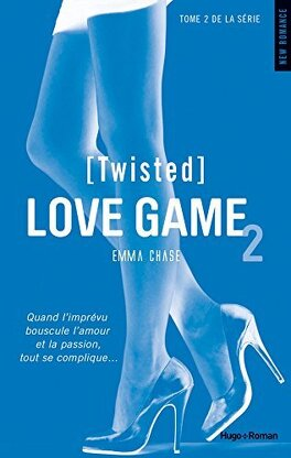 Couverture du livre : Love Game, Tome 2 : Twisted