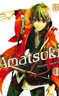 Amatsuki, Tome 1