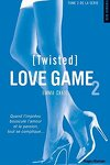 couverture Love Game, Tome 2 : Twisted