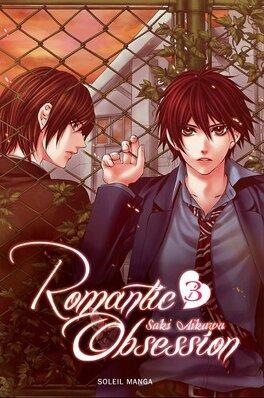 Couverture du livre : Romantic Obsession, Tome 3