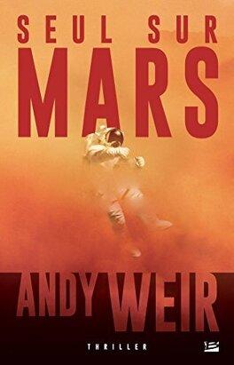 Couverture du livre : Seul sur Mars