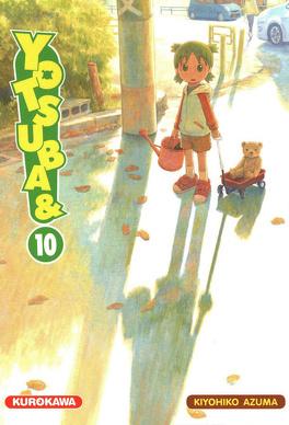 Couverture du livre : Yotsuba&! Tome 10