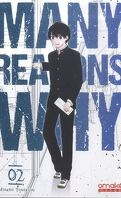 Many Reasons Why, Tome 2