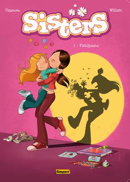 Couverture du livre : Les Sisters, Tome 1 : Un air de famille