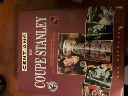 Couverture du livre : Cent ans de Coupe Stanley