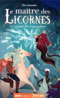La Maître des licornes, Tome 7 : Le Complot des hippocampes