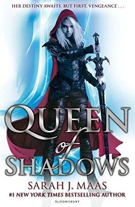 Couverture du livre : Queen of shadows