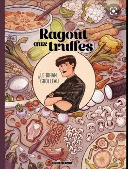 Couverture du livre : Ragoût aux truffes