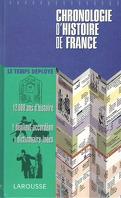 Chronologie d'Histoire de France