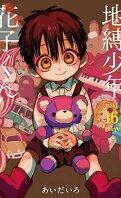 Toilet-Bound Hanako-Kun, Tome 16